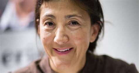 Ingrid Betancourt sort son premier roman, La Ligne Bleue ...