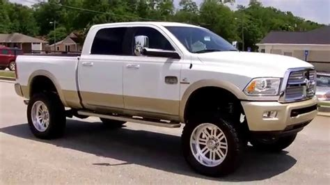 2013 Ram 2500 Longhorn for sale LIFTED   YouTube