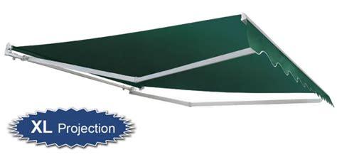 tenda da sole elettrica tenda da sole elettrica cassonetto parziale colore verde