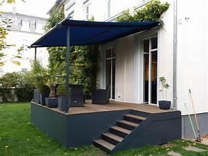 terrasse a colmar conception et pose a ingersheim With escalier de terrasse exterieur