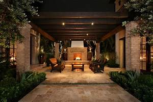 Courtyard, Ideas, And, Pictures