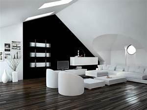 Schwarz Weiß Wohnzimmer : wohnzimmer einrichten grau weiss ~ Orissabook.com Haus und Dekorationen