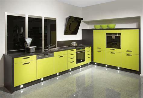 Küchen/küchenfronten In Gelb