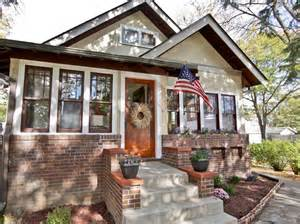 1920 Craftsman Bungalow Brick House