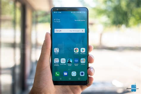 lg 4 mobile lg stylo 4 review phonearena