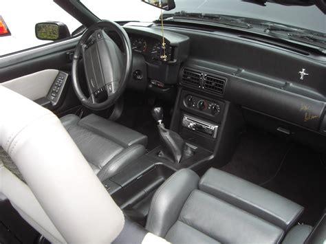 black  saleen ford mustang convertible