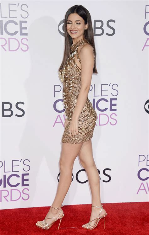Victoria Justice – People's Choice Awards in Los Angeles 1 ...