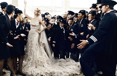 Wedding Belles By Mario Testino For Vogue Uk