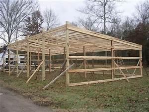 Diy Shed Roof Pole Shop