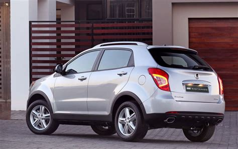 Updated SsangYong Korando in South Africa - Cars.co.za