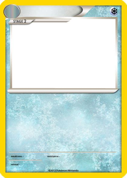 image result  pokemon card template history project