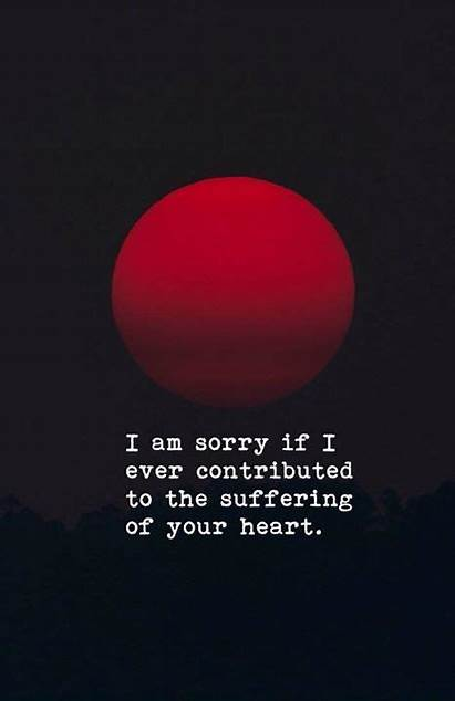 Sorry Quotes Apologize Apology Girlfriend Sayings Messages