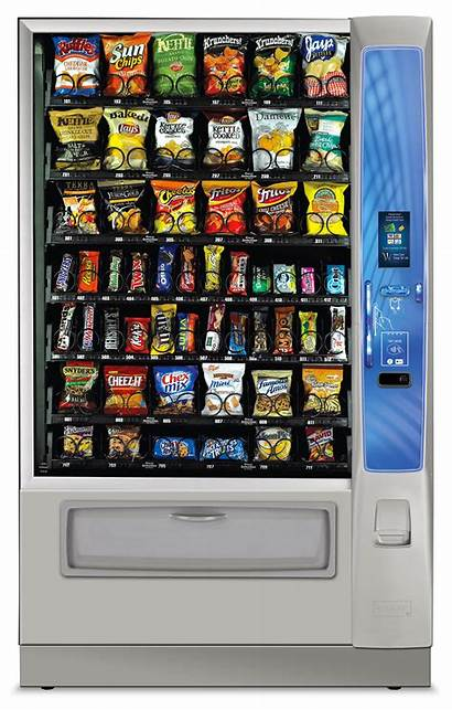 Vending Machines Vend Allen Round Pro Snack