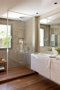 Panneau Hydrofuge Salle De Bain : id e d coration salle de bain meuble salle de bain ~ Dailycaller-alerts.com Idées de Décoration
