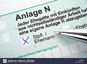 Einkünfte Aus Selbständiger Arbeit Berechnen : anlage stockfotos anlage bilder alamy ~ Themetempest.com Abrechnung