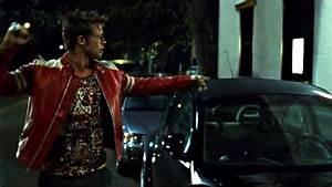 Tyler Durden's Motorcycle Jacket - Filmgarb.com