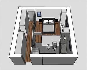johan mulder amenagement interieur suite parentale With faire un plan de maison 9 architecture exterieure professionnels portfolio