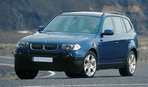 Bmw X3 (2003 2010) Variants List Bmw & Mini