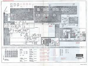 Grundig Concert Boy 1100 Service Manual Download  Schematics  Eeprom  Repair Info For