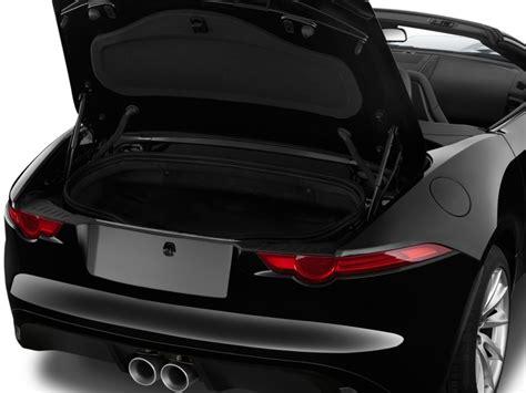 2017 Jaguar F-type Convertible Automatic Trunk