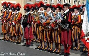 The Swiss Guard at the Vatican City, Rome - where to see