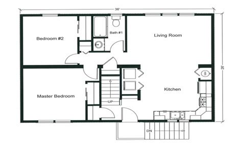 2 Bedroom Open Floor Plans by 2 Bedroom Apartment Floor Plan 2 Bedroom Open Floor Plan