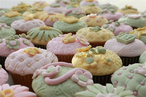Pink Green Yellow Baby Shower by Cupcations Pale Green Yellow And Pink Baby Shower