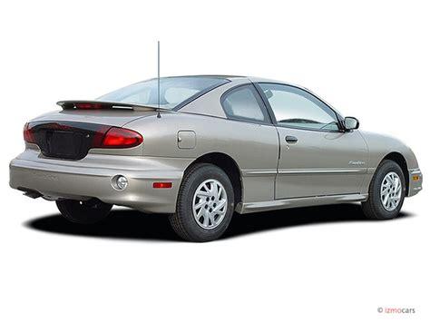 image  pontiac sunfire  door coupe angular rear