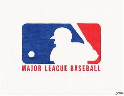 Baseball League Mlb Major Logos Sports Sox