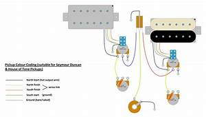 50s And Coil Split Wiring Diagram