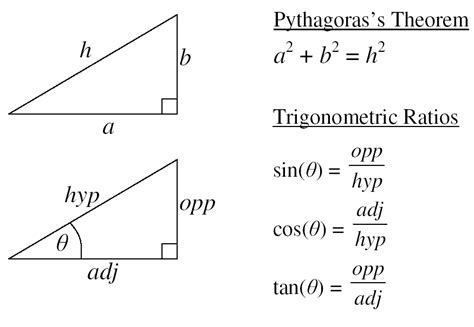 Section 4 Sine And Cosine Rule