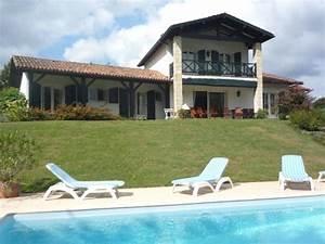 location maison avec piscine pays basque evtod With location maison avec piscine pays basque