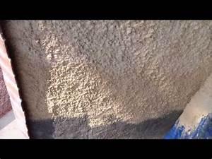 comment faire un crepi exterieur au rouleau wasuk With comment faire un crepi exterieur au rouleau