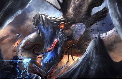 Beast Wallpapers Monster Anime Dragon Background Pc