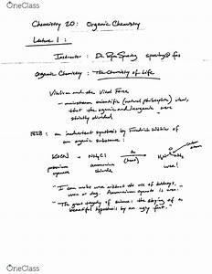 Chemistry 20  - Final Exam Guide