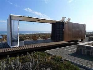 Container Haus Architekt : beach refuge pablo err zuriz archdaily ~ Indierocktalk.com Haus und Dekorationen