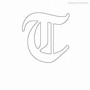 Old english cursive letters stencils tv nude scenes for Whiteboard letter stencils