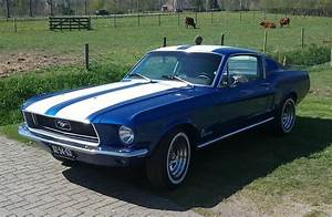 Ford-Mustang '68 Fastback 6 cil   Joop Stolze Classic Cars