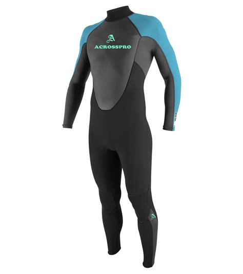 China Acrosspro Wetsuits 3/2 mm Reactor Full Suit - China ...