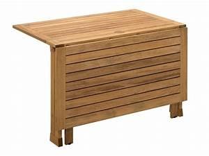 Table Bois Jardin : table bois exterieur pliante 20170905060739 ~ Edinachiropracticcenter.com Idées de Décoration