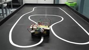 Line Following Arduino Powered Robot