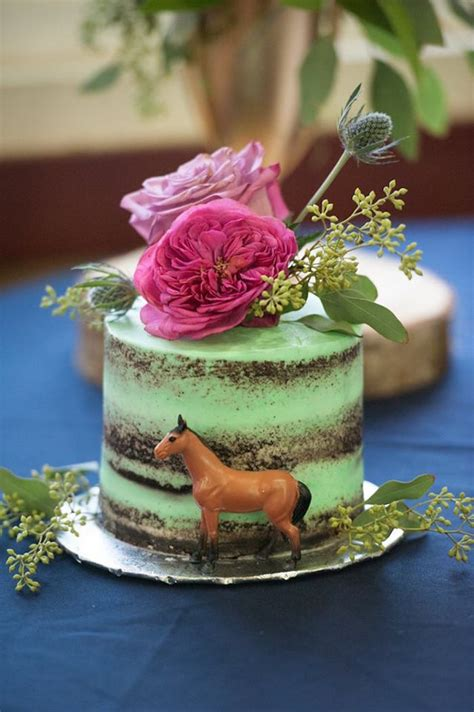karas party ideas rustic equestrian horse birthday party
