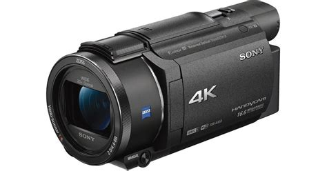 Sony FDR-AX53 • See Prices (18 Stores) • Compare Easily