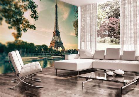 Paris  France Wallpaper Murals By Homewallmurals