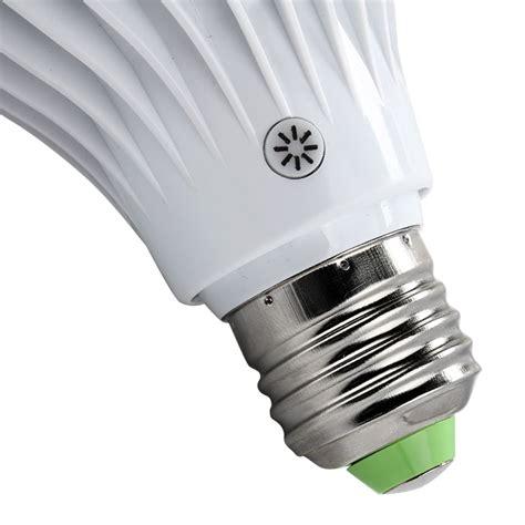 7w e27 led rechargeable emergency bulb light flashlight 85