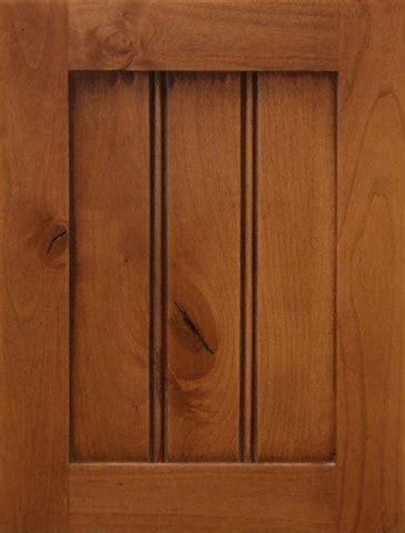 Shaker Beadboard Inset Panel Cabinet Door