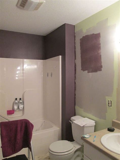 Best Bathroom Colors 2014 by The 25 Best Plum Bathroom Ideas On Purple