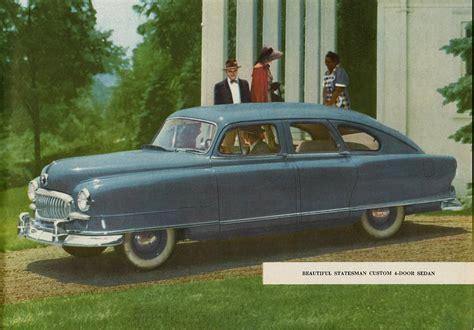 1951 Nash Airflyte All Models-10 | Hooniverse