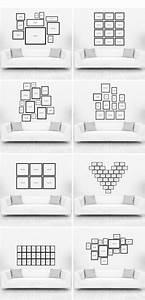 Bilder Mit Rahmen Für Wohnzimmer : die besten 25 bilderwand ideen auf pinterest bilder ~ Lizthompson.info Haus und Dekorationen