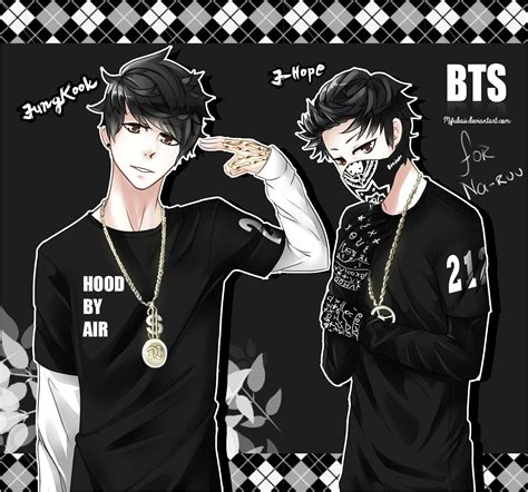 bts anime list bangtan boys k pop zerochan anime image board